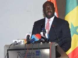 Abdou Karim Fofana, ministre de l'Urbanisme, du Logement et de l'Hygiène publique