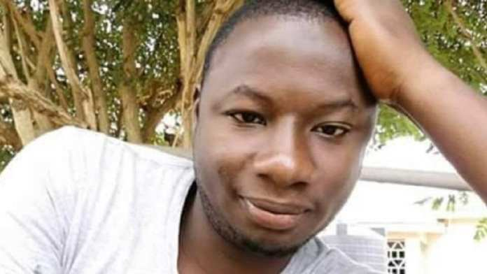 Ahmed Hussein-Suale , journaliste d'investigation ghanéen, 31 ans