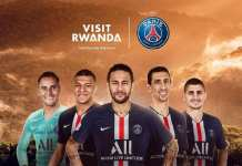Football/Tourisme : après Arsenal, le Rwanda fait du PSG son nouveau partenaire