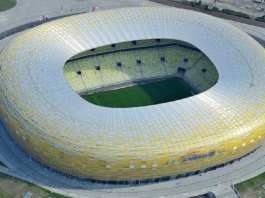 Gdansk Stadium will stage this season's final