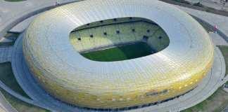 Gdansk Stadium will stage this season's final
