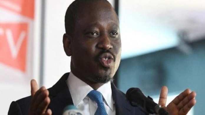 Guillaume Soro sous mandat d'arrêt en Côte d'Ivoire (Procureur)