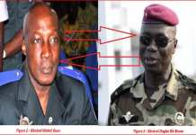 Honneur contre déshonneur en Côte d'Ivoire ou Général Michel Gueu vs Général Dogbo Blé Bruno….