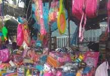Marché de Noël de Sandaga et Petersen attend encore ses clients (Reportage)