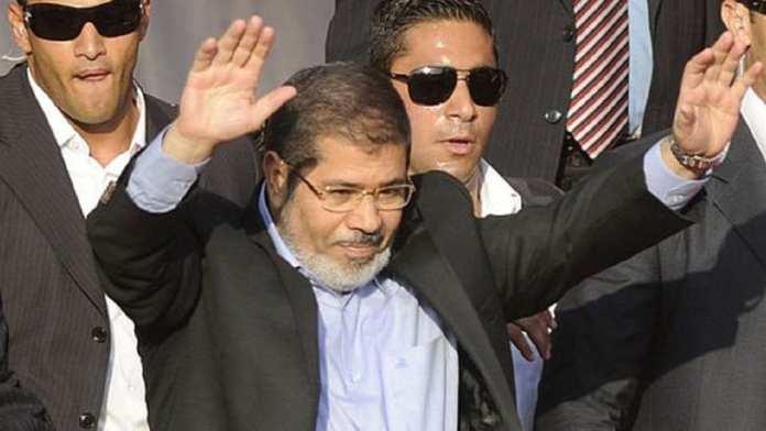 Mohammed Morsi , ancien président de l'Égypte (notables) , 67 ans