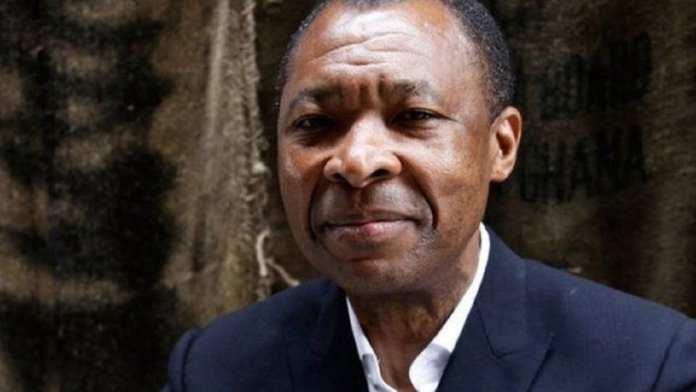 Okwui Enwezor , conservateur nigérian, 55 ans