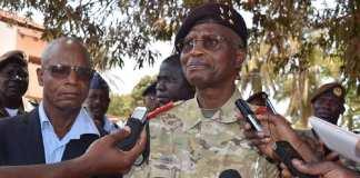 Présidentielle à Bissau l'armée se cantonne hors de l'arène politique