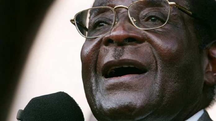 Robert Mugabe , premier dirigeant du Zimbabwe après l'indépendance, 95 (notables)