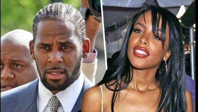R. Kelly au coeur d'un scandale sexuel pour son lien avec Aaliyah