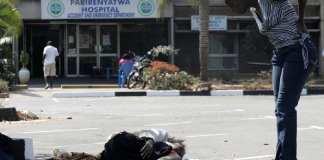 Zimbabwe le système de santé à l'agonie, des bébés naissent à même le sol