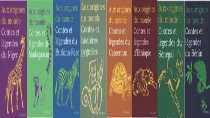 Contes et légendes du continent
