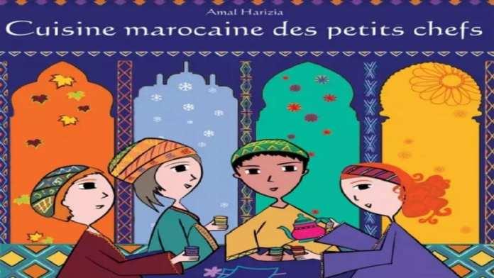 La cuisine marocaine expliquée aux enfants