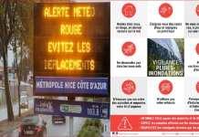 intempéries au sud-est de la france - 5 morts