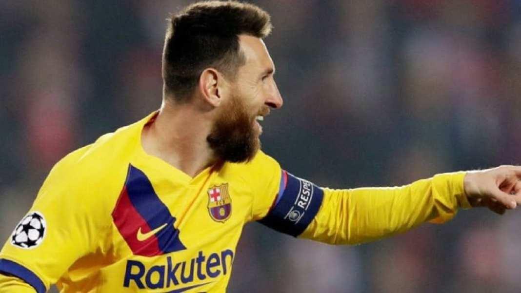 Lionel Messi (Barça) déjà sacré Ballon d'Or par la presse espagnole