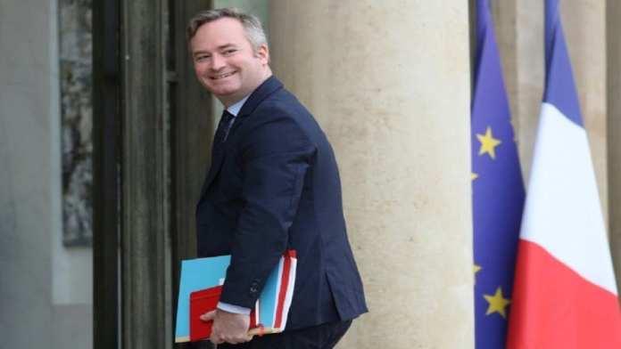 Biarritz - Jean-Baptiste Lemoyne - secrétaire d'État au Tourisme et au Commerce extérieur à Biarritz le 11 janvier 2020