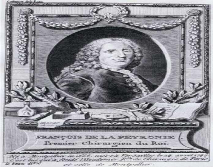 François Gigot de Lapeyronie / La Peyronie – Collection BIU Santé – Licence ouverte