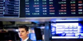 Wall Street termine en ordre dispersé face à des résultats contrastés