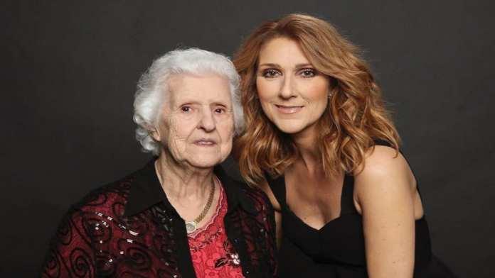 Céline Dion rend un émouvant hommage à Maman Dion sur scène
