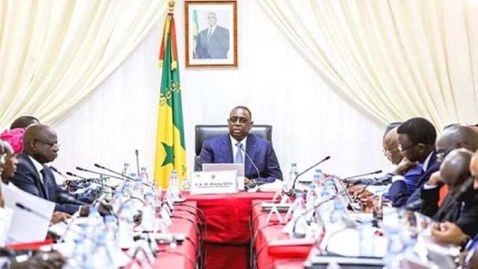 Communiqué du Conseil des ministres du 8 janvier 2020