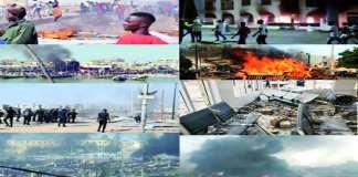 A Saint-Louis, les pêcheurs de Guet-Ndar manifestent pour réclamer des Licences de pêche