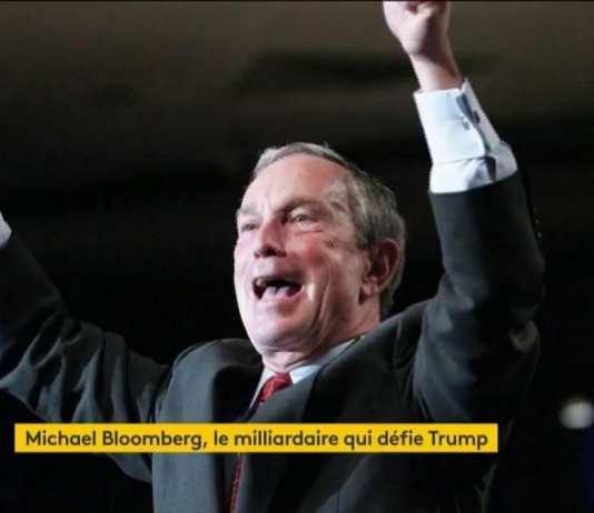 Michael Bloomberg, le milliardaire qui défie Donald Trump1