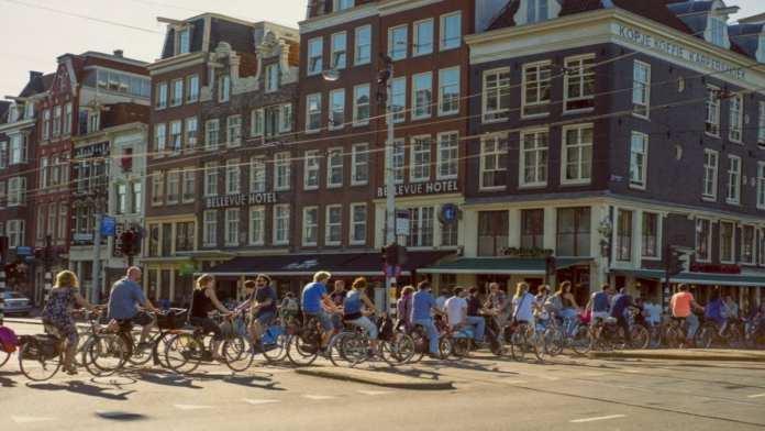 7e ex-aequo - Amsterdam