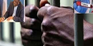 En raison du Covid-19, Macky Sall gracie 2.036 détenus (RTS)