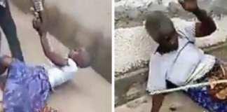 Il bat sa grand-mère pour avoir été traitée de sorcière par son pasteur