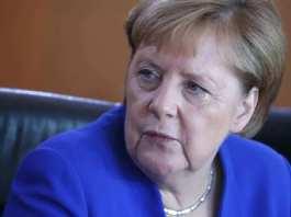 La chancelière allemande, Angela Merkel, a décidé de se mettre immédiatement en quarantaine après avoir été en contact avec un médecin testé positif au coronavirus. AFP (archives)