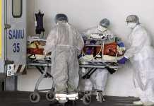 Coronavirus en France 833 décès de plus, le bilan du jour