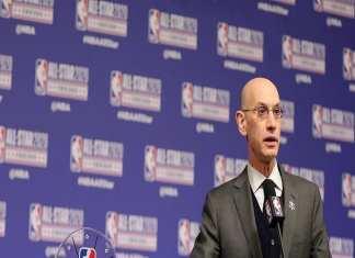 BASKET-BALL : Media du All-Star Game NBA - Chicago - 15/02/2020