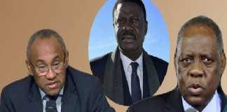 personnalités du football continuent de rendre hommage à Pape Diouf