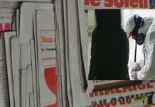 Les quotidiens reçus vendredi à l'Agence de presse sénégalaise (APS) font le bilan de la riposte au Covid-19, un mois après son apparition au Sénégal. L'As affiche à sa Une ''Les chiffres de l'espoir''. Dressant le bilan mensuel du covid-19 au Sénégal, le journal rapporte que le ministère de la Santé a pu mobiliser 500 lits, ajoutant que ''1851 personnes sont en train d'être suivies ; 40% des patients sont des cas importés ; 4% des cas communautaires et 55% des cas contacts ; 1738 échantillons ont été testés et ont conduit à l'identification de 195 cas confirmés''. Concernant les malades, Enquête renseigne que ''les personnes de plus de 60 ans représentent plus de 14%''. ''Les personnes âgées, les enfants et les patients atteints de maladies chroniques sont les plus à risque à la pandémie de la Covid-19. Au Sénégal, la tranche d'âge des cas est de 25 à plus de 60 ans. Les femmes sont les plus touchées'', selon le journal. Selon Enquête, le directeur du Centre des opérations d'urgence sanitaire (Cous), Docteur Abdoulaye Bousso, ''a pris la peine d'éclairer les choses'', jeudi lors de la conférence mensuelle tenue par le ministère de la Santé et de l'Action sociale. ''Dr Bousso a, en outre, précisé dans la même publication, que la prise en charge ne se limite pas seulement au traitement spécifique. Même si le traitement antiviral leur permet de raccourcir la durée d'hospitalisation, de guérir plus vite le malade. Mais, dit-il, ce traitement ne serait pas suffisant, si on ne l'associait pas à d'autres traitements thérapeutiques tels que le traitement symptômatique'''. La Tribune se fait écho des propos rassurants du professeur Moussa Seydi, chef du Service des maladies infectieuses et tropicales de l'hôpital de Fann, à Dakar. ''Les patients de covid-19 sous traitement avec de l'hydroxychloroquine guérissaient plus rapidement'', selon Seydi qui promet d'y associer dans les prochains jours de l'azithromycine afin de parvenir à de meilleurs résultats. ''Mais comme j'ai eu