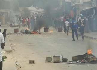 Émeutes à Cap Skirring La gendarmerie saccagée, le commandant et ses hommes blessés