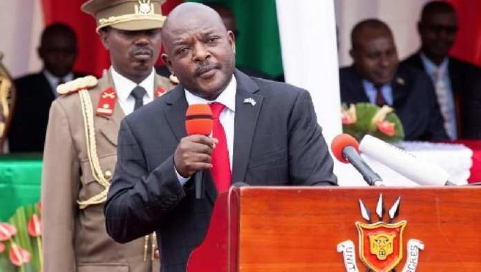 Évariste Ndayishimiye élu président du Burundi (officiel)