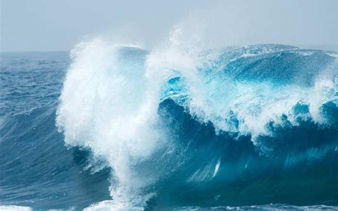 Avis de houle dangereuse sur les côtes, lundi-Kafunel.com