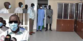 De nouvelles infrastructures réceptionnées à l'Université Cheikh-Anta-Diop