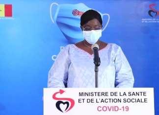 🔴🔥Docteur Marie Khemesse NGOM NDIAYE, Directeur Général de la Santé Publique du Ministère de la Santé et de l'Action sociale, Présidente du Comité National de Gestion des Epidémies