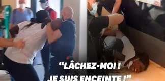 Interpellation violente d'une femme enceinte à Aulnay, la SNCF s'explique