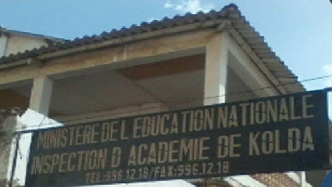 L'Inspection d'Académie de Kolda réceptionne du matériel de Radio et de Télévision