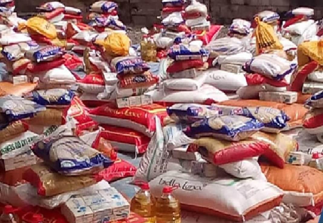 Lancement de la distribution des Kits alimentaires à Ndindy
