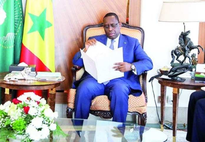 Macky Sall invité à rendre la maison de la presse aux acteurs des médias 1