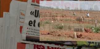 Revue de presse du 11 juin 2020 La gestion du foncier et d'autres sujets à la Une