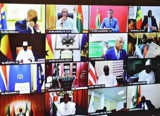 Les mesures au Mali de la CEDEAO pour une sortie de crise+