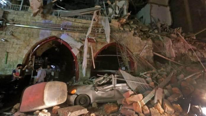 Beyrouth au moins 73 morts et 3 700 blessés
