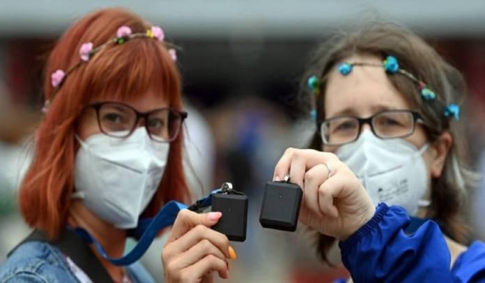 Coronavirus à Leipzig, un concert pour analyser les risques de contamination