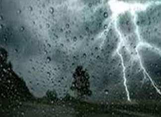 Des orages et pluies suivis parfois d'averses durant cette nuit et samedi matin