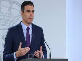Espagne Sanchez annonce le recours à l'armée pour lutter contre la pandémie