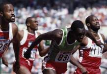 L'Afrique olympique Amadou Dia Ba, l'unique médaillé du Sénégal
