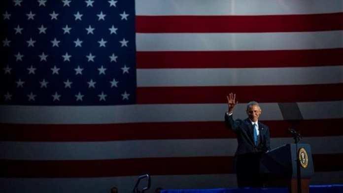 Le 44e président des Etats-Unis, qui s'apprête à céder la place à l'homme d'affaires Donald Trump, a aussi exhorté les Américains à être des acteurs du processus démocratique.